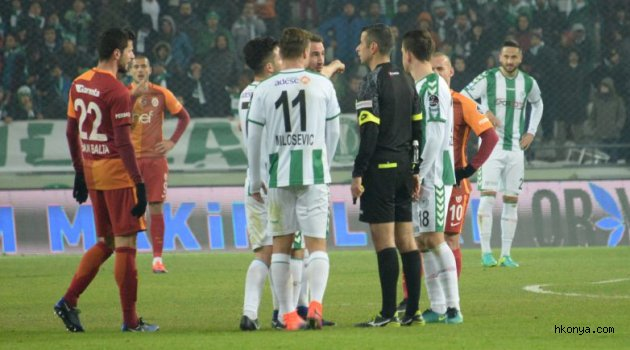 Atiker Konyaspor en centilmen 4.takım oldu