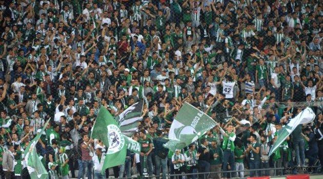 Atiker Konyaspor'un iç saha lig maçlarını 241.387 kişi takip etti