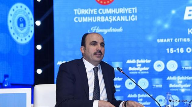 Başkan Altay: Tüm şehirlerimizi birlikte çalışmaya davet ediyorum