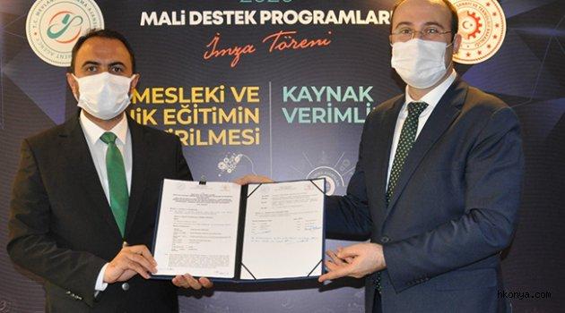 Başkan Meşe'den  İlçeye MEVKA İş birliği ile dev Yatırım