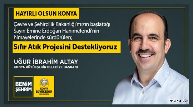 Başkan Uğur İbrahim Altay