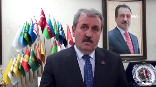 BBP Genel Başkanı Destici'den 'Türkiye kazandı' vurgusu Açıklaması