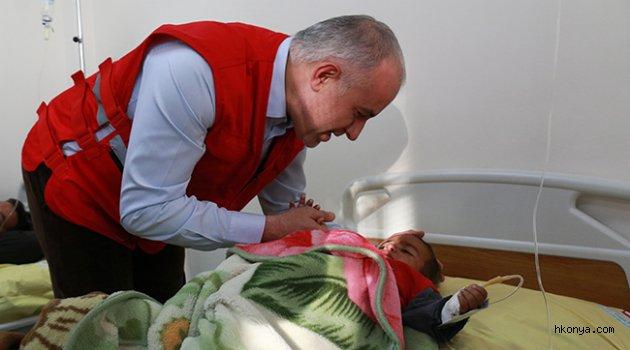 """Dünyada ilk kez Kızılay'a """"Hayırseverlik Mirası Ödülü"""" verilecek"""