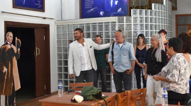 Foça'da 'Kültürel Miras Ve Turizm Birlikteliği' Eğitimi