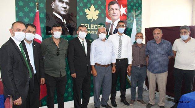 Gelecek Partisi Konya'da Kongre Heyecanı