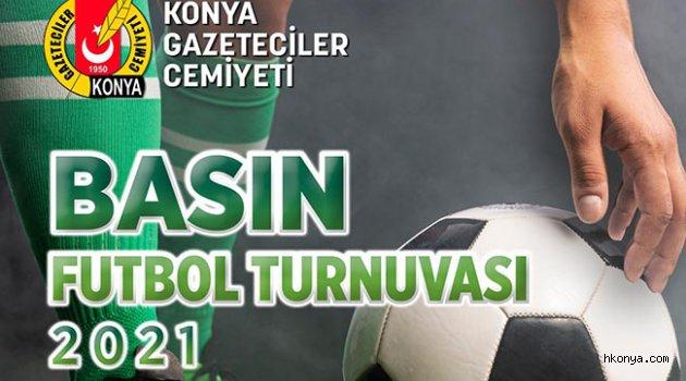 KGC'nin Basın Futbol Turnuvası başlıyor