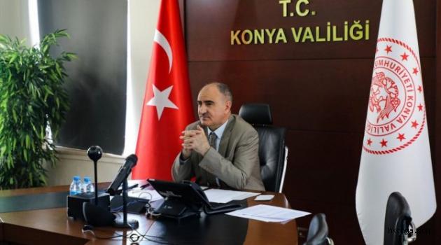 Konya Valisi Vahdettin Özkan'dan aşı çağrısı Açıklaması