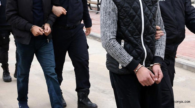 Konya'da iş adamının oğlunu fidye için kaçırdıkları iddiasıyla yakalanan 2 şüpheli tutuklandı