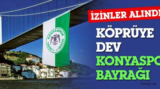 Konyaspor Bayrağı 14 Haziran'da İstanbul Boğazı'nda dalgalanacak