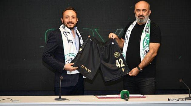 Konyaspor ONVO ile anlaştı