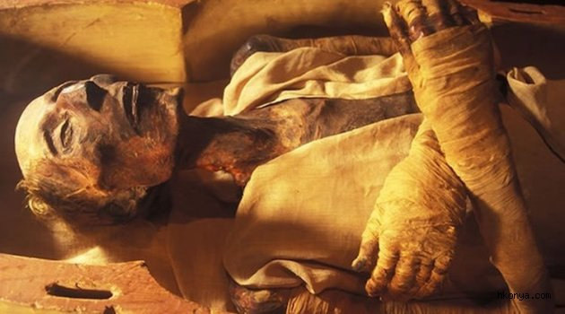 Mısır Mumyalarının Genleri Anadolu ve Doğu Akdeniz İnsanlarına Yakın Çıktı