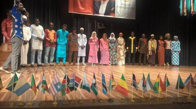 Selçuk'ta Afrika Günü