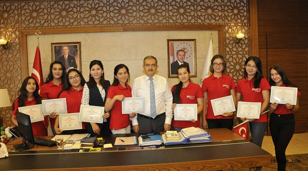 SÜ'den Türkiye-Özbekistan İlişkilerine Anlamlı Bir Katkı