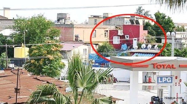 Tarsus'ta Kırmızı Ev Esrarı!