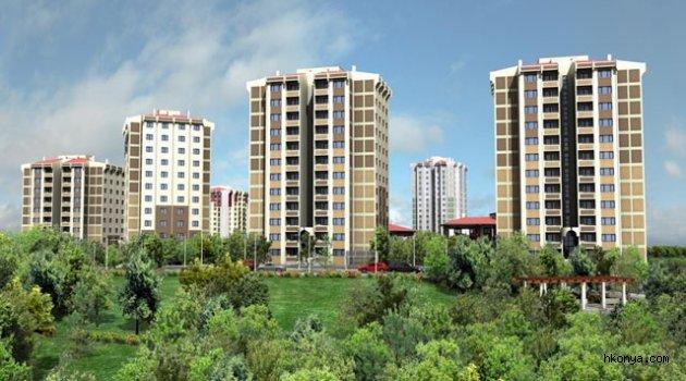 TOKİ'den Konya'ya radikal konutlar