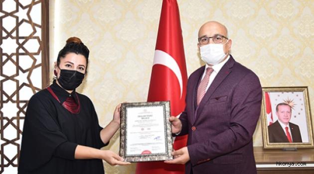 Tüm okullara 'Okulum Temiz Projesi' sertifikası verildi