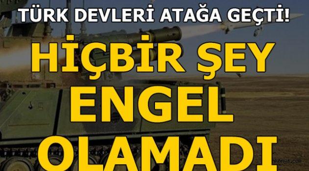 Türkiye'nin 'Amiral gemileri' atağa geçti!