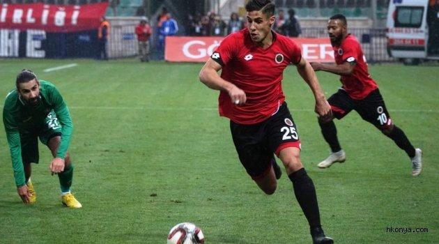Uludağ Konyaspor'da