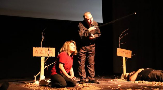 Madde bağımlılığına karşı tiyatro duyarlılığı