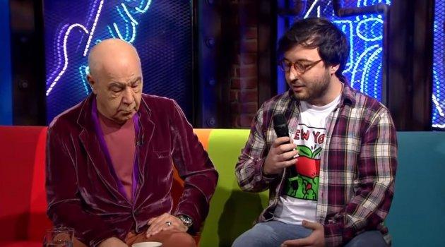 Mazhar Alanson, konuk olduğu programda bardak sanatçısı gence tepki göstererek yayından çıkarttı