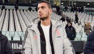 Merih Demiral'dan Juventus paylaşımı
