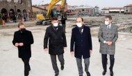 'Mevlana Çarşısı ve Altın Çarşı Konya'ya yakışır hale gelecek'