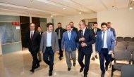Milletvekili Özboyacı ve Başkan Kavuş'tan ziyaret