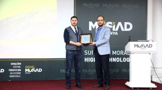 Müsiad Konya Şubesinde Dış Ticaret Konferansı