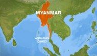 Myanmar'da patlama
