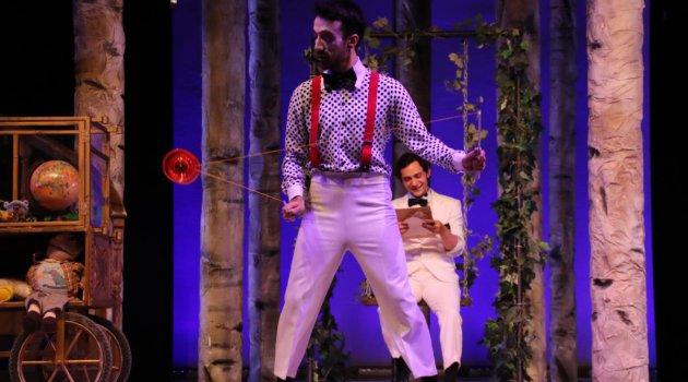 Nasreddin Hoca Şenlikleri tiyatro gösterisiyle tamamlandı