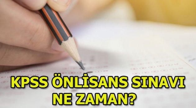 ÖSYM duyurdu! KPSS önlisans sınavı ne zaman yapılacak?