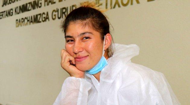 Özbekistan'da tacizcilerini döven kadına yöneltilen suçlamalar tepkiler sonrası düşürüldü