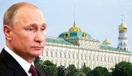 Putin'in çalışma ofisi olan Kremlin Sarayı'nın bir çalışanında koronavirüs tespit edildi