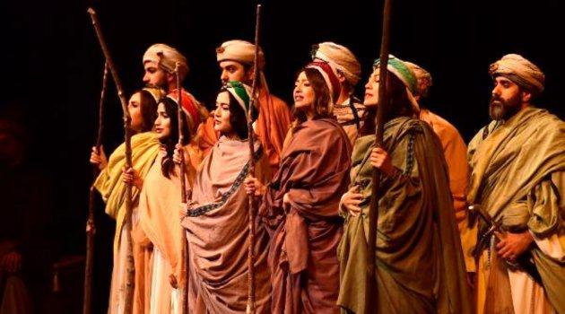 'Sancaktepe'yi tiyatronun ve sanatın merkezi haline getirmek için çalışıyoruz'