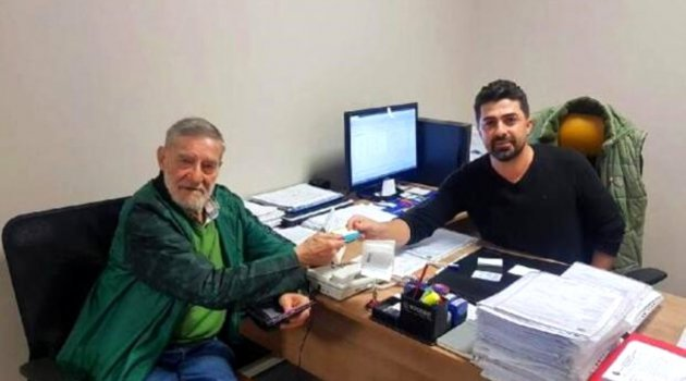 Selvi Boylum Al Yazmalım'ın Cemşit'i Ahmet Mekin organlarını bağışladı