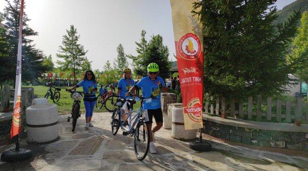 Seydişehir'de bisiklet festivali başladı