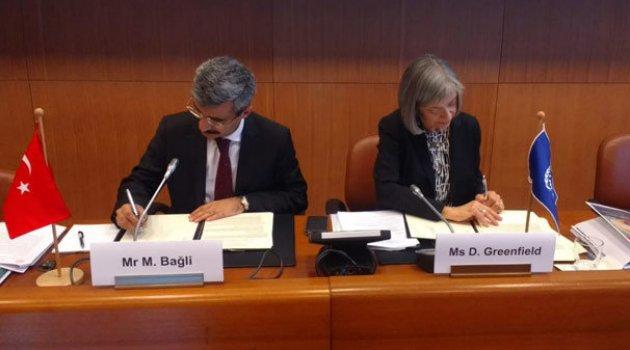 SGK ve ILO arasında iş birliği protokolü imzalandı