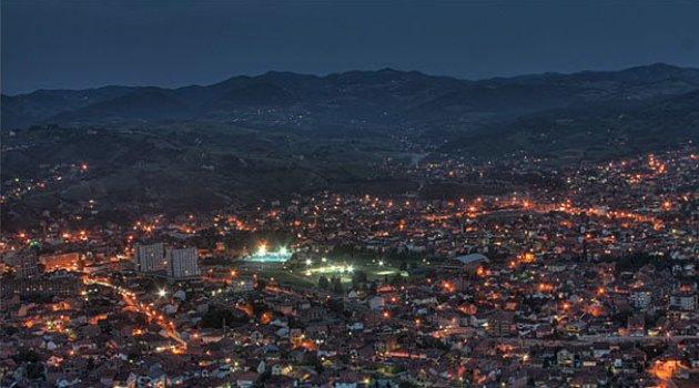 Sırbistan'daki Novi Pazar-Tutin yolunu Türk firması onaracak