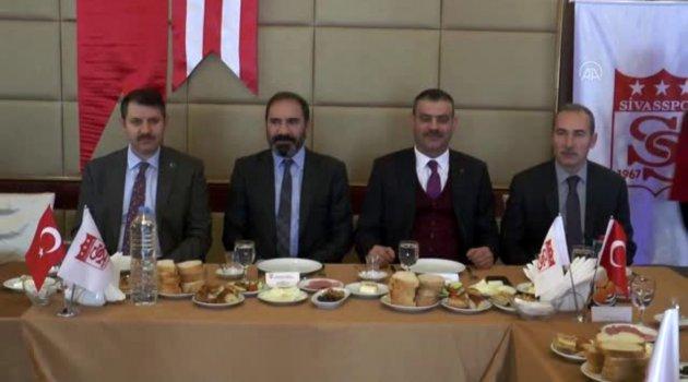 Sivasspor 'birlik, beraberlik' için toplandı