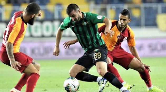 Süper Kupa'da Galatasaray, Akhisarspor'u 1-0 mağlup etti!