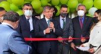 Davutoğlu, Konya'da parti teşkilatlarının açılışına katıldı
