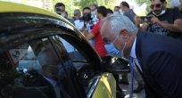 Ersoy, Konya'da Kovid-19 denetimlerine katıldı