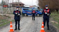 Konya Beyşehir'deki 1 mahallede koronavirüs şüphesi