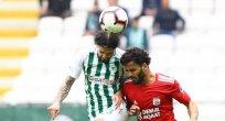 Konyaspor 1-1 Eriyor