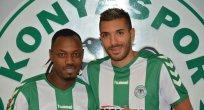 Konyaspor, Bourabia ve Traore'yi transfer etti