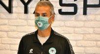 Konyaspor'da hedef gerçekçi olmak