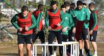 Konyaspor, Denizlispor hazırlıklarına başladı