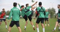 Konyaspor, Galatasaray hazırlıklarına başladı