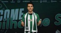 Konyaspor, Guilherme'yi kadrosuna kattı