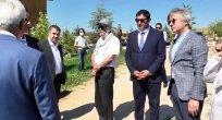 Kültür ve Turizm Bakan Yardımcısı Demircan'ın ziyaretleri